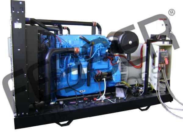 Feeser Notstromerzeuger P-P750-AO-N
