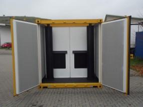 Aufpreis 65 dB(A) 30/40 Fuß Container