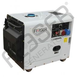 Feeser Stromerzeuger P-D6-S/400 ST