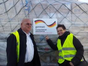 Luftfahrt ohne Grenzen e. V. - Unterstützung durch die Feeser Group