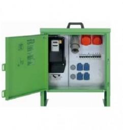 Endverteilerschrank 22 kVA / 32 A 621