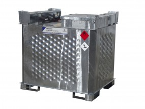mobiler Kraftstoffcontainer 450 Liter
