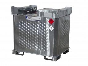 mobiler Kraftstoffcontainer 3.000 Liter