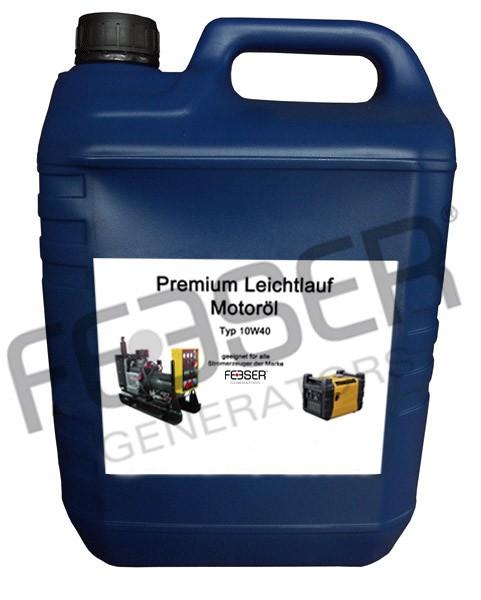feeser premium motoren l 10w40 5 l verschiedenes zubeh r. Black Bedroom Furniture Sets. Home Design Ideas