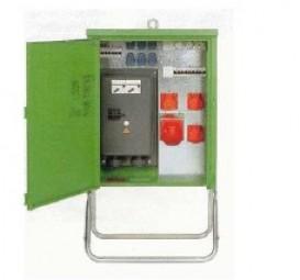 Verteilerschrank AL/ZP 55 kVA / 100 A 6321