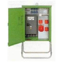 Verteilerschrank AL 87 kVA / 125 A 6321